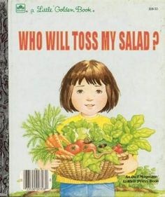 Wow...so inappropriate but I wish my kids had this book! Life lessons would have been taught! Haha