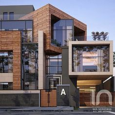 design exterior india House Project 💎 B House Project 💎 B Modern Small House Design, Modern Villa Design, Modern Exterior House Designs, House Structure Design, House Front Design, Facade Design, Modern House Facades, Modern Architecture, 2 Storey House Design