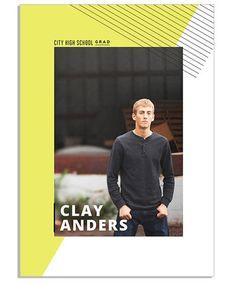 Clay 5x7 Flat Card