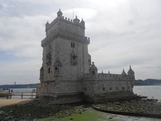 finally I can contribute my picture of Torre de Belem in Lisbon, Portugal after this weekend!