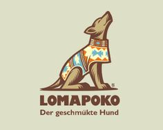 25 Highly Playful Dog Logo Design Examples