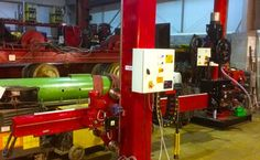 pyramidweld provide column & boom welding manipulator machinery ranges from light duty to heavy duty with timely delivery according to your requirement.