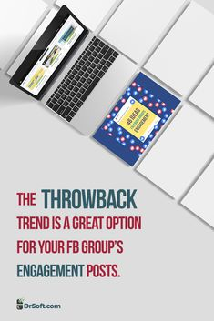 The ThrowBack trend is a great option for your group engagement posts. Read here some ideas. Facebook Group Tips Facebook Marketing Strategy, Marketing Ideas, Social Media Marketing, Online Marketing, About Facebook, How To Use Facebook, Better Day, Favorite Tv Shows, Encouragement