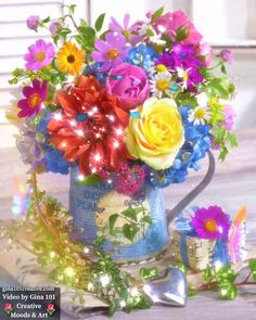 Good Morning Beautiful Flowers, Good Morning Images Flowers, Good Morning Roses, Beautiful Rose Flowers, Good Morning Gif, Love Heart Images, I Love You Images, Beautiful Love Pictures, Beautiful Gif