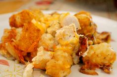 Moms Pantry: Tater Tot Casserole ala Mom