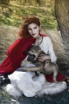 Red Riding Hood 4 by Costurero-Real.deviantart.com on @deviantART