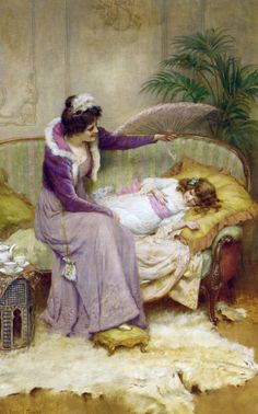 Mother's Comfort, George Sheridan Knowles