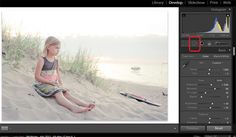 How to Use the Lightroom Spot Removal Tool by Ashley Spaulding