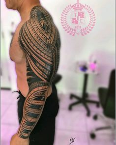 Been chipping away at this sleeve but it\'s coming together nicely. TYJ for clients that sit well...If you\'re wanting some new ink DM or text me 8082183240 to schedule a counseltation. ..Done with @axysrotary #Fehu  @ttechofficial#tattoosbychev #heelomadetattoos #westcoastink #tbc #tattoos #polynesiantattoo #tribaltattoo #samoantattoo #hawaiiantattoo #tattoosleeve #freehandtattoo  #tattoomodel #fitnessmodel #tatts #nota1trickpony | Artist: @heelo_made_tattoos Free Hand Tattoo, Make Tattoo, Hawaiian Tattoo, Samoan Tattoo, It's Coming, Tribal Tattoos, Cool Tattoos, Tatoos, Tattoo Models