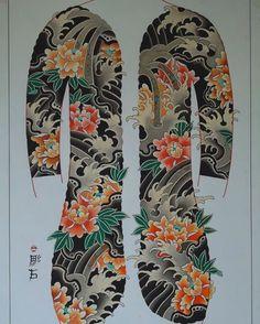 Since 2012... #bodysuit #horimono #botan #japanesecollective #彫煙