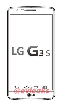 LG G3S Dual SIM Variant Simple Schematic Spotted
