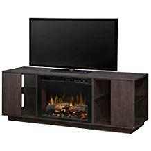 Dimplex Electric Fireplace Tv Stand Space Heater Entertainment