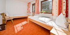Our exclusive large apartment with 3 bedrooms, 2 bathroom for up to 8 persons with 135 more than double the size than most apartments in the Seefeld Apartments, Toddler Bed, Bedroom, Furniture, Home Decor, House, Homemade Home Decor, Bedrooms, Home Furnishings