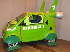 Smart Car Starbug