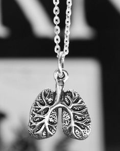 Just breath ~ sterling silver necklace 8596da0577c48