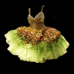 Fairy party dress