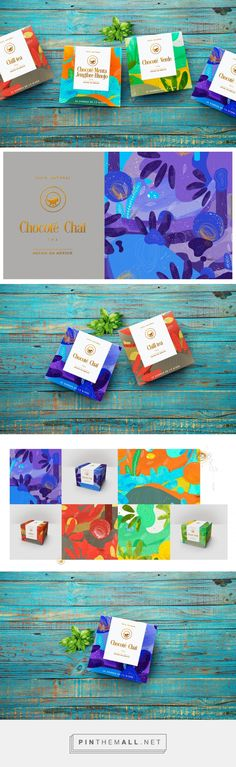 TITEA Mini Box Tea - Packaging of the World - Creative Package Design Gallery - http://www.packagingoftheworld.com/2017/07/titea-mini-box-tea.html - created via https://pinthemall.net
