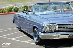 1962 Impala- favorite!!
