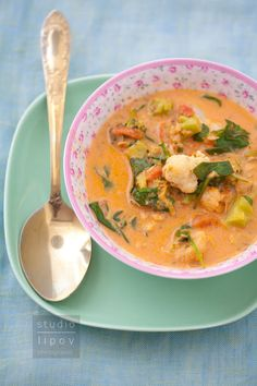 Curry z kalafiora - Lawendowy DomLawendowy Dom