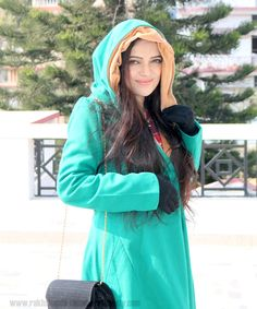 Green coat and mid calf boots #OOTD #fashionblogger #indianfashionblogger #lovelywholesale