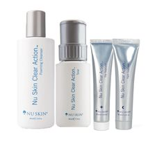 Shop all Nu Skin products. With 30 years of scientific research, Nu Skin products help you live young longer and be confident in your own skin. Nu Skin, How To Treat Acne, Facial Care, Tips Belleza, Acne Prone Skin, Skin Problems, Anti Aging Skin Care, Clear Skin, Beauty Skin