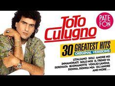 Toto CUTUGNO - 30 GREATEST HITS (Original versions)/LP Vinyl Quality