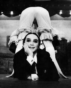 """Joel Grey in """"Cabaret"""", 1972"""