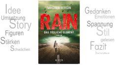 BücherKaffee: Rezension || Rain - Das tödliche Element | Virgini...