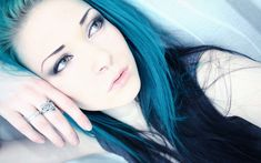 [found] Pale and blue
