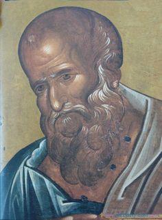 The Apostles. Byzantine Icons, Byzantine Art, Religious Icons, Religious Art, Face Icon, Best Icons, Traditional Paintings, Orthodox Icons, Christian Art