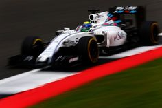 Massa at speed