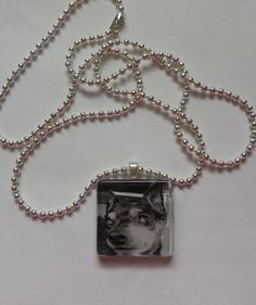 DIY: How to make glass tile pendants from photos