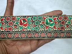 Decorative Crafting Ribbon Jacquard Trim  You can purchase from below link or What's App no. is +91-9999684477. We also take wholesale  http://shopofembellishments.com/tri1702-decorative-crafting-ribbon-jacquard-trim