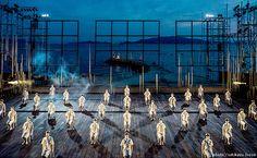 「MAREBITO」 舞台遠景画像