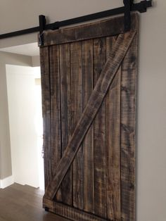 One lucky Kamloops resident is enjoying her new Z door and matching beams all handmade by & Floor to ceiling Bi-Pass closet doors by BILLYGOATGEAR. Armstrong ...