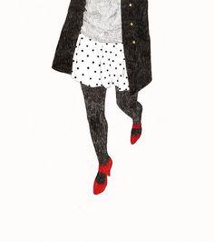 * | zapatos rojos | Daniela Dahf Henríquez | Flickr