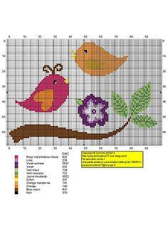 Free Birds - many free bird patterns