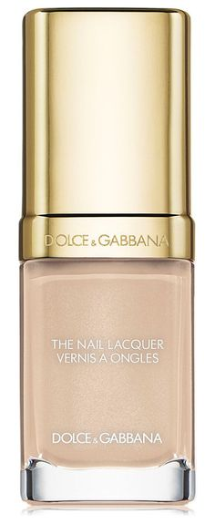 DOLCE & GABBANA The nail lacquer liquid nail lacquer found on Nudevotion