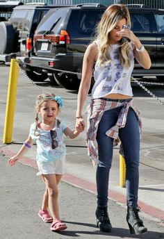 Ashley Tisdale wearing Chanel J12 Watch Seychelles Under Construction Boots Free People Midwest Buttondown in Strawberry Plaid Free People Printed iPhone 5 Case in Skull Brandy Melville Sadie Vintage Camera Tank