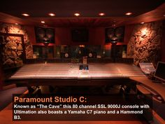 Partamount Studios - Hollywood, CA