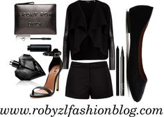 #today is #black ... in tutti i   #sensi  ...  #ootd #look #style #robyzl #serendipity now on my #fashionblog www.robyzlfashionblog.com