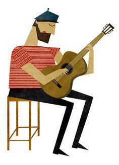 Blanca Gomez - Guitarist