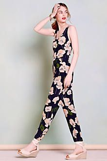 Jumpsuit- Love this adorable print