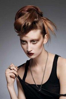 Collection: Beauté Originelle by L'Oréal Professionnel |  Hair, colour and artistic direction: Christine Margossian |  Photos: Ralph Wenig