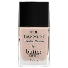 butter LONDON Nail Foundation™ Flawless Basecoat @ Sephora
