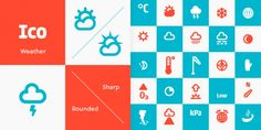 Ico Weather font download