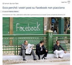 Ecco le statistiche che dicono come piacere su Facebook | Linkiesta.it
