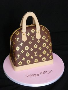 designer purse cakes photos | Designer Handbag Cake — Clothing / Shoe / Purse