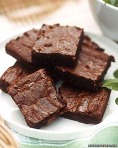 "Martha Louise Stewart's ""To-Die-For"" Brownies Recipe"