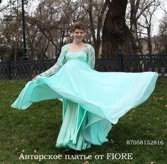 свадебное платье для беременной Настеньки